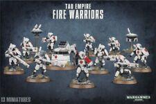 Tau Empire Fire Warriors Squad of 10 - Warhammer 40k