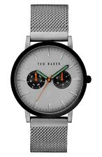 Mens Ted Baker Mesh Watch 10031187  New In Box