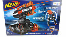 New NERF EXCLUSIVE N-Strike Elite TerraScout   Shelf Wear Dmg Box