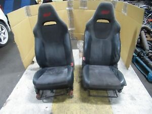 2008 SUBARU IMPREZA WRX STI FRONT SEATS SRS USDM