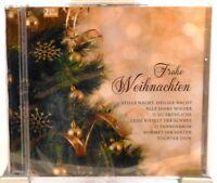 Frohe Weihnachten + Die schönste Musik + 2 CD + 36 Lieder + Stars und Chöre +