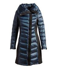 T TAHARI Women  Down Coat Sam Puffer Winter Jacket Teal XS