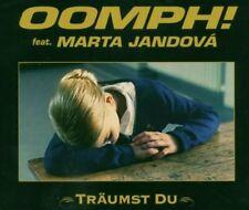 Oomph! + Maxi-CD + Träumst du (2007; 2 versions, feat. Marta Jandová)