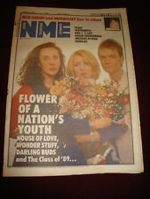 NME 1989 JAN 7 NEW ORDER MORRISSEY WONDER STUFF DARLING BUIDS WATERBOYS BANGLES