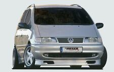 Rieger Frontspoilerlippe für VW Sharan 7M bis Facelift