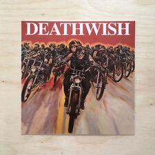 Deathwish skateboard vinyl sticker motorcycle bike gang crew decal laptop medium