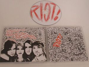 PARAMORE/RIOT!(FUELED BY RAMEN 7567 89980-5) CD ALBUM