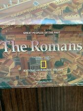 National Geographic historical maps - Roman Empire and more