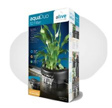 AquaDuo 10 Dual Purpose Aquarium Filter & Natural Aquaponics Filter