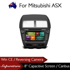 "8"" Head Unit CAR DVD GPS Navigation Player For 2010-2017 Mitsubishi ASX"