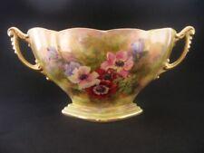 Vintage Original Vase Green Pottery & Porcelain