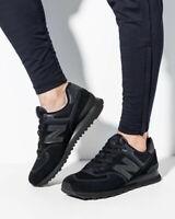 New Balance 574 Scarpe Sportive Sneakers Classics Nero ETE Uomo