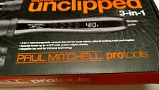 PAUL MITCHELL Protools UNCLIPPED 3-in-1 Express Ion Curling Iron