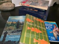 LOT 10 Fishing; 6 North American Fishing Club, Bass, ABCs Of, Fly Fishing