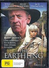 THE EARTHLING - JACK THOMPSON - NEW & SEALED DVD - FREE LOCAL POST