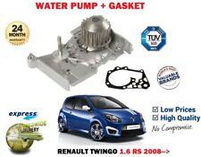 pour Renault Twingo 1.6 RS 2008- > KIT DE POMPE À EAU NEUF + joint
