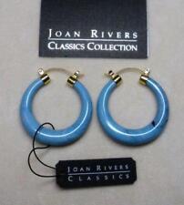 Grey Granite Speckled Acrylic Simple Lucite Hoop Earrings