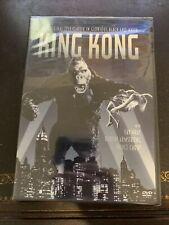 "Brand New ~ ""King Kong"" ~ DVD ~ Fay Wray & Robert Armstrong ~ FREE SHIPPING"