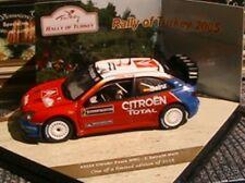 CITROEN XSARA WRC #2 TURKEY RALLY 2005 VITESSE 43224 CARLOS SAINZ 1/43 MARTI