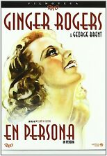 IN PERSON (1935 Ginger Rogers) -  DVD - PAL Region 2 - New