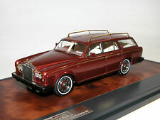 Matrix, 1980 Rolls Royce Silver Shadow FLM Panelcraft, Shooting Brake 1/43