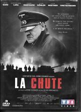 COFFRET COLLECTOR 3 DVD ZONE 2--LA CHUTE--GANZ/LARA/HARFOUCH/HIRSCHBIEGEL