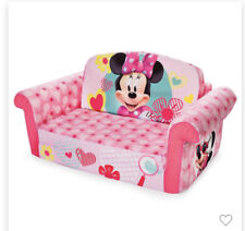 """Reserved For """"C"""" Minnie Mouse Marshmallow Furniture 2-in-1 Kids Flip Open Sofa"""