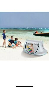 New Baby Tent Portable Travel Bed UPF 50+ Sun Shelters Infant Pop Up Beach Tent