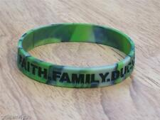 Duck Commander Dynasty Green Camo Bracelet Faith Family Ducks NEW