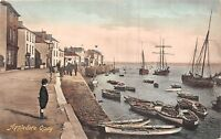 POSTCARD   DEVON     APPLEDORE    Quay