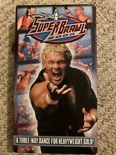 WCW Superbrawl 2000 VHS