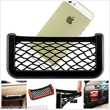 New Convenient Auto Interior Storage Resilient Net Sundries Bag Tool For Acura