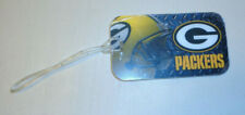 NFL Green Bay Packers ID Luggage Tag Size 4.5 x 2.5