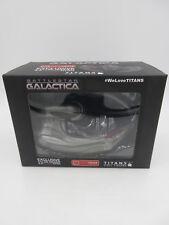Loot Crate Exclu 00004000 sive 4.5 Cylon Raider Battlestar Galactica Titans Vinyl Figure