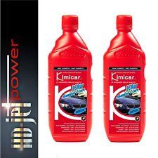 2x Auto Shampoo Wash & Wax mit Nano-Tech Wachs Versiegelung Lotus-Abperleffekt