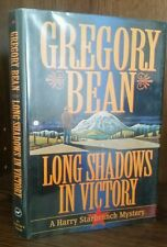 Long Shadows in Victory Harry Starbranch Mystery - Gregory Bean 1996 1st edition