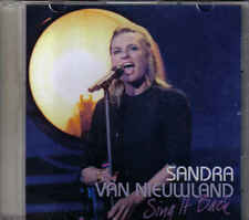 Sandra Van Nieuwland-Sing It Back Promo cd single