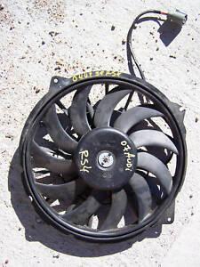 04-07 Audi S4 RS4 4.2 OEM Engine Radiator Cooling Fan Assembly