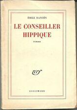 Le Conseiller Hippique - Courses, Chevaux, Hippisme, PMU, Bookmaker, E. Danoën