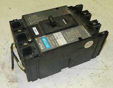 Fuji 30 Amp Electric Circuit Breaker, BU-ESB3030, 30Amp, 3 Pole, USED, WARRANTY