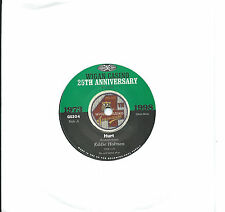 Eddie Holman:Hurt/Four Perfections:I'm not strong enough:Re-issue:Northern Soul
