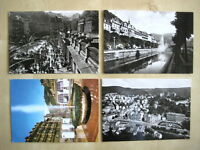 4x Karlovy Vary Karlsbad CSSR Tschechoslowakei Postkarten Ansichtskarten Lot