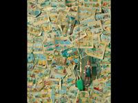 "Bob Byerley "" A Summer Poem "" AP Artist Proof S/N   # 35/50"