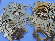 100 KEY BLANKS   (50 KW-1 and 50 SC-1)  Made in USA  2 nd  ++ set FREE SHIPPING