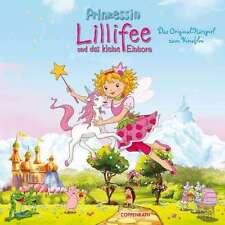 Prinzessin Lillifee und das kleine Einhorn - Hörbuch Hörspiel Kinofilm - CD NEU
