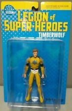 DC Direct Legion Of Super-Heroes Timberwolf LOSH Action Figure (Mint On Card)