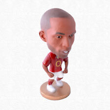 Thierry Henry Figurine Toys Collection Manchester United shirt on Player