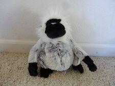 Webkinz Grey Langur Monkey - No Code - Ganz - HM226