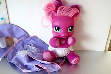 My Little Pony So Soft Cheer Me Up  Cheerilee Talks & Child Size Carrier  Lot J4