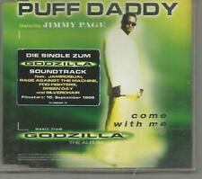 Puff Daddy featuring Jimmy Page - Come with me (Godzilla)  MCD
